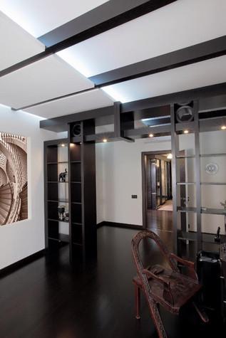 Квартира. кабинет из проекта Иллюзия бесконечности, фото №96225
