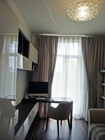 Квартира. кабинет из проекта Квартира для девушки, фото №97837