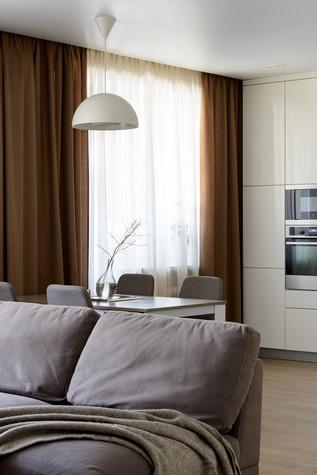 Квартира. кухня из проекта Сибирский блюз, фото №98281