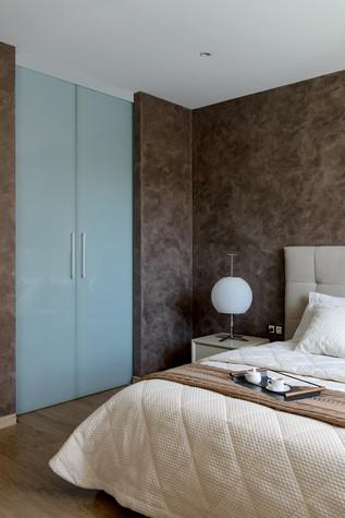 Квартира. спальня из проекта Сибирский блюз, фото №98284