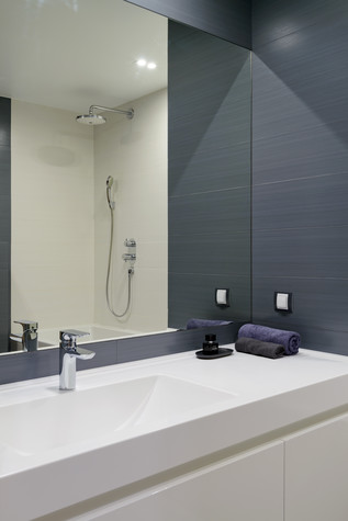 Квартира. ванная из проекта Сибирский блюз, фото №98292