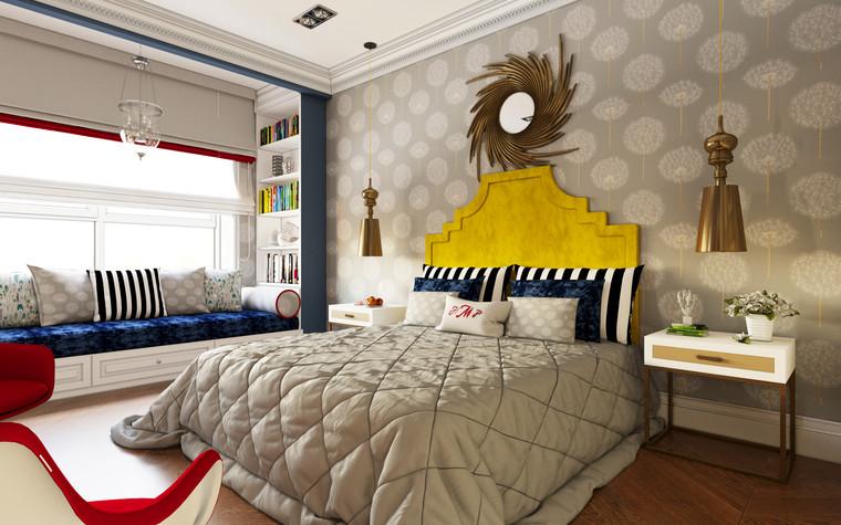 спальня - фото № 99091