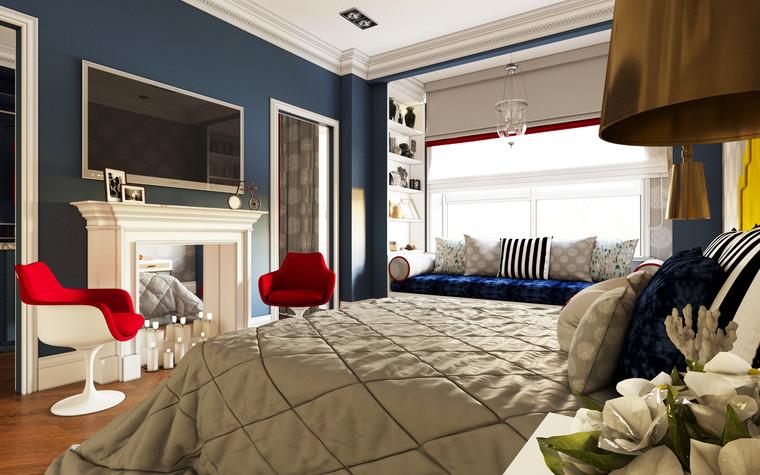 спальня - фото № 99092