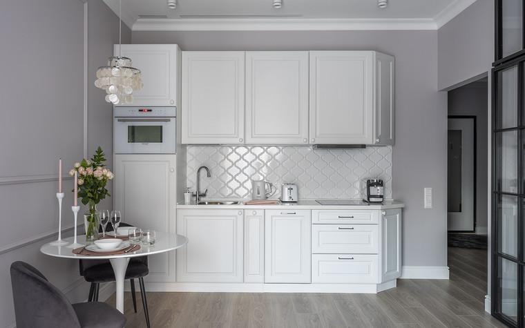 Квартира. кухня из проекта ЖК Im, фото №99683