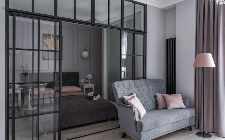 Квартира. спальня из проекта ЖК Im, фото №99684