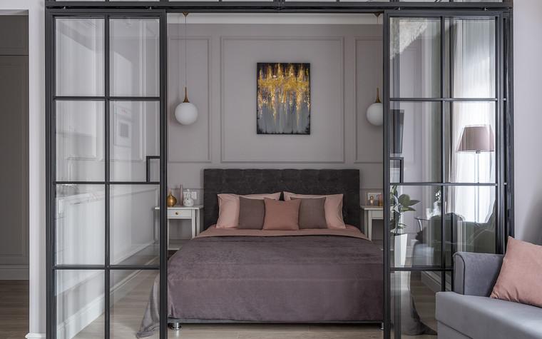 Квартира. спальня из проекта ЖК Im, фото №99685