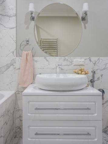 Квартира. ванная из проекта ЖК Im, фото №99687