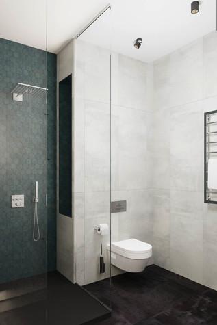 Квартира. ванная из проекта ЖК Сильвер, фото №99754
