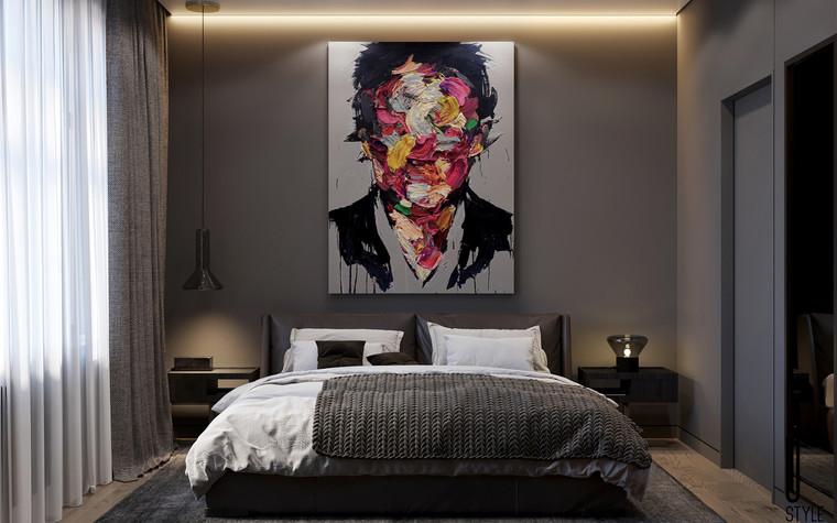спальня - фото № 99884