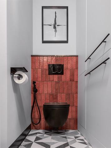 Квартира. ванная из проекта ТАГАНКА, 67м2, фото №102353
