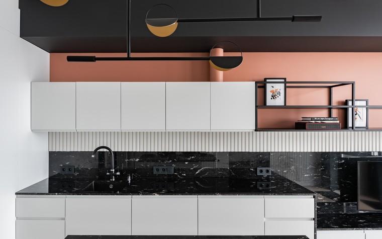 Квартира. кухня из проекта ТАГАНКА, 67м2, фото №102340