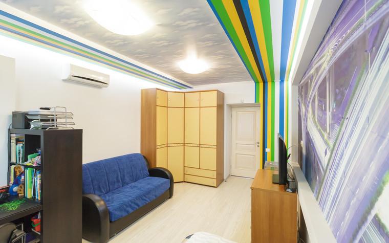 Квартира. детская из проекта Стильный черный, фото №103083