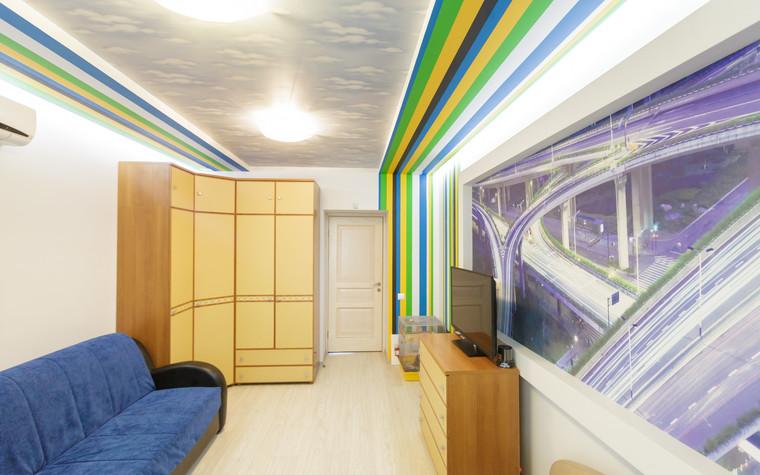 Квартира. детская из проекта Стильный черный, фото №103085