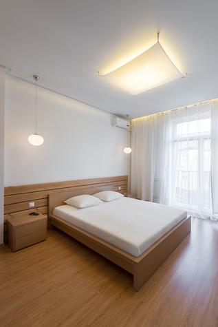 Квартира. спальня из проекта WHITE&WOOD, фото №103111