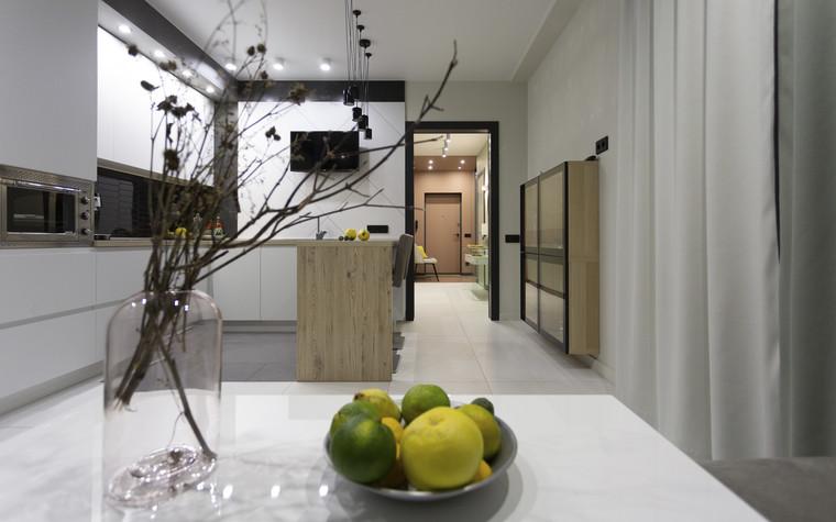 Квартира. гостиная из проекта Цветом как звуком, фото №104057