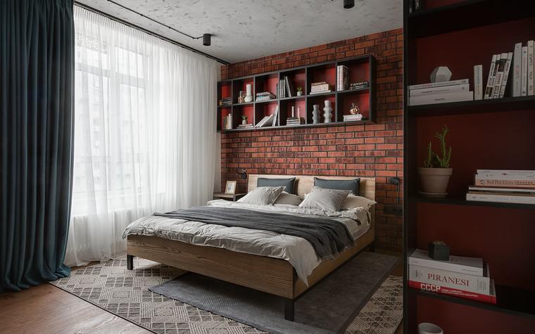 спальня - фото № 104120