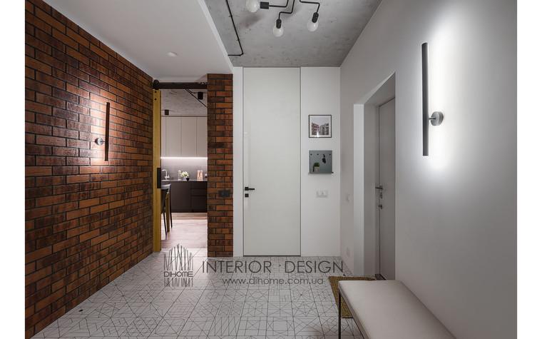 Квартира. прихожая из проекта URBAN LIGHT, фото №104125