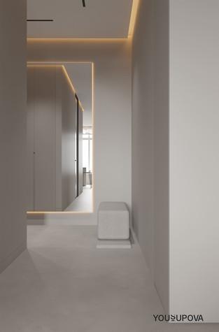 Квартира. прихожая из проекта S028, фото №104178