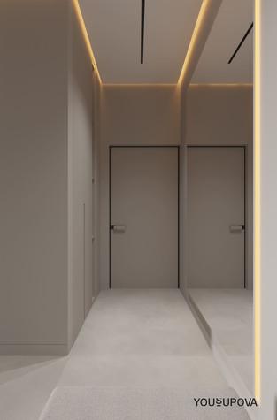 Квартира. прихожая из проекта S028, фото №104179