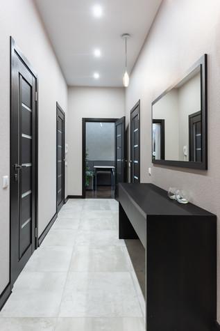 Квартира. коридор из проекта Квартира в г.Ростове-на-Дону, фото №104202