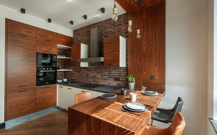 Квартира. кухня из проекта Макси в Мини, фото №104236