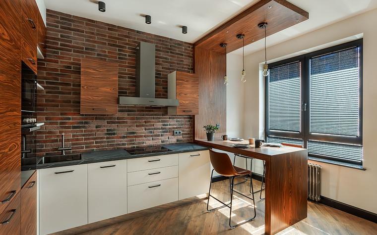 Квартира. кухня из проекта Макси в Мини, фото №104237