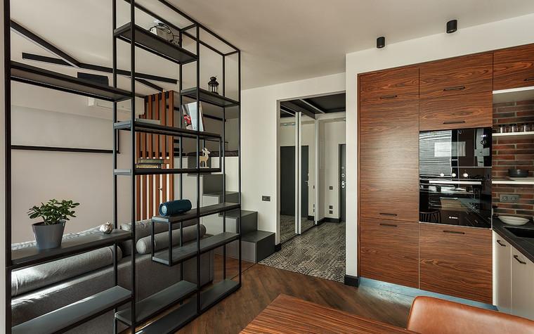 Квартира. гостиная из проекта Макси в Мини, фото №104241