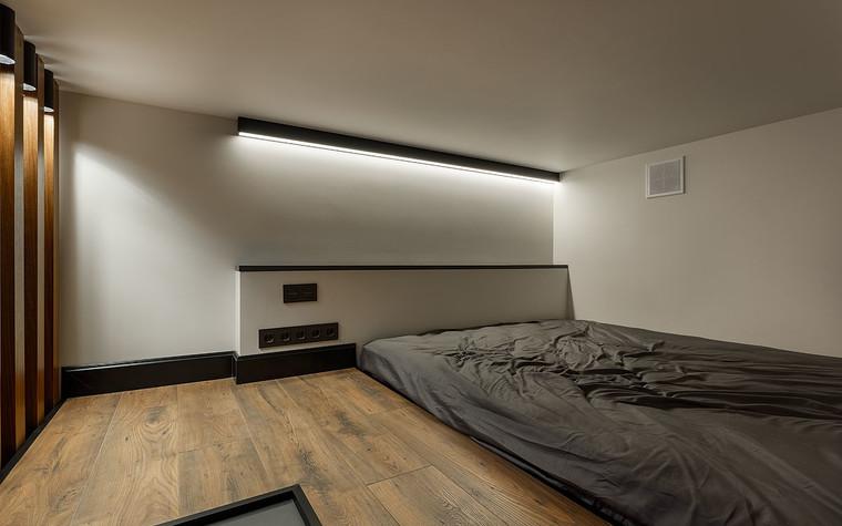Квартира. спальня из проекта Макси в Мини, фото №104244