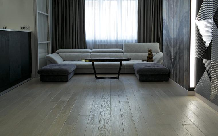 Квартира. гостиная из проекта Современный стиль, фото №104264