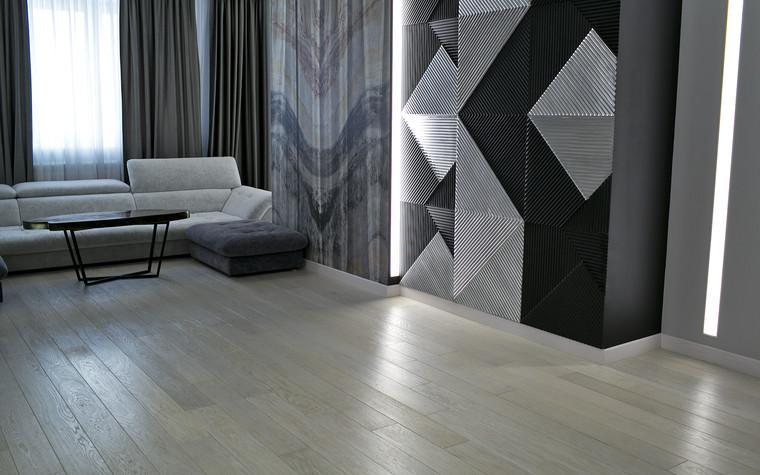Квартира. гостиная из проекта Современный стиль, фото №104267