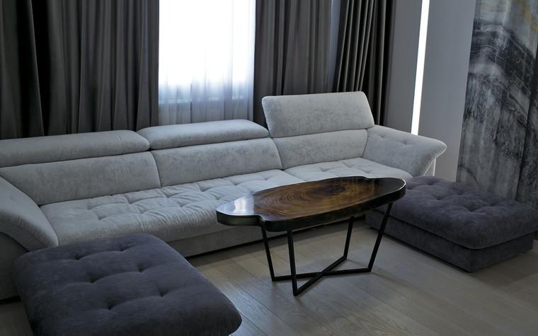 Квартира. гостиная из проекта Современный стиль, фото №104268