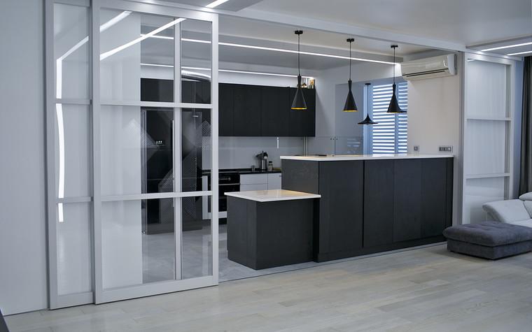 Квартира. гостиная из проекта Современный стиль, фото №104270