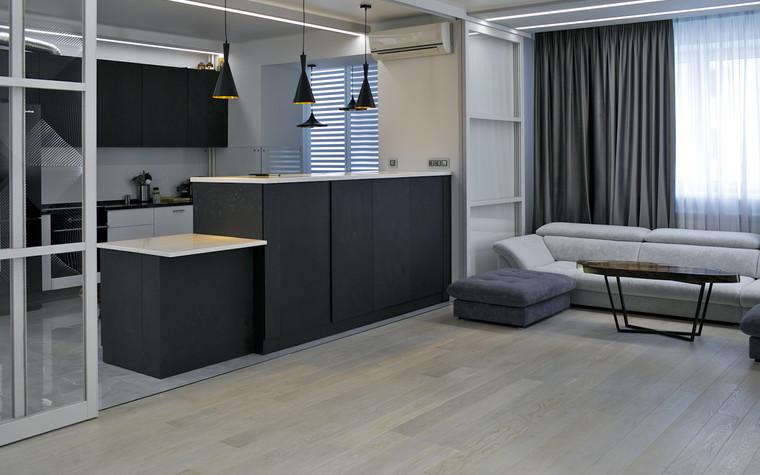 Квартира. гостиная из проекта Современный стиль, фото №104272