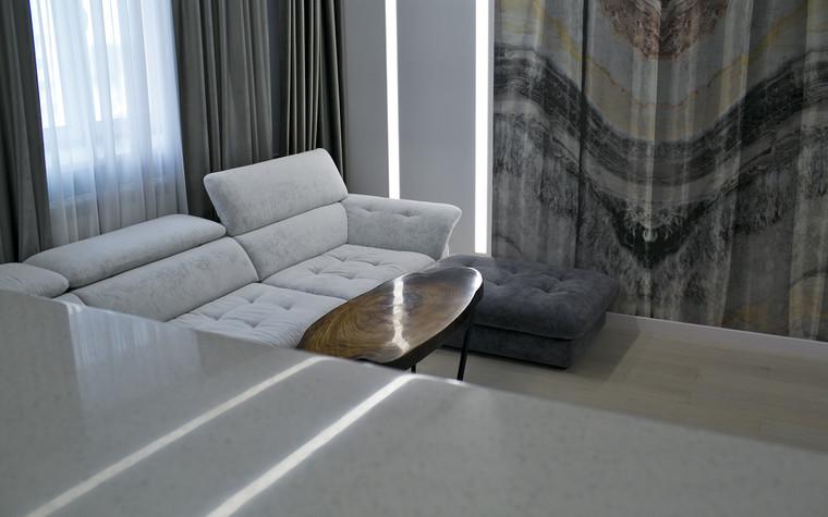 Квартира. гостиная из проекта Современный стиль, фото №104275