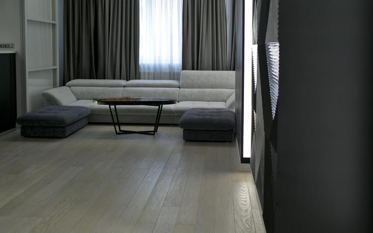 Квартира. гостиная из проекта Современный стиль, фото №104276