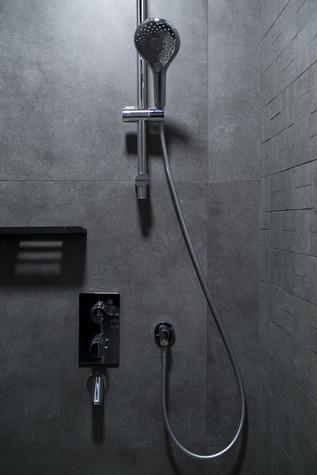 Квартира. ванная из проекта Современный стиль, фото №104259