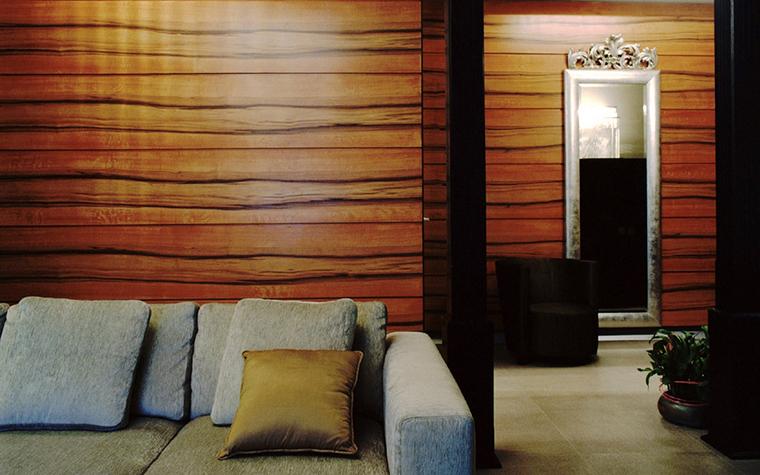 интерьер гостиной - фото № 15394