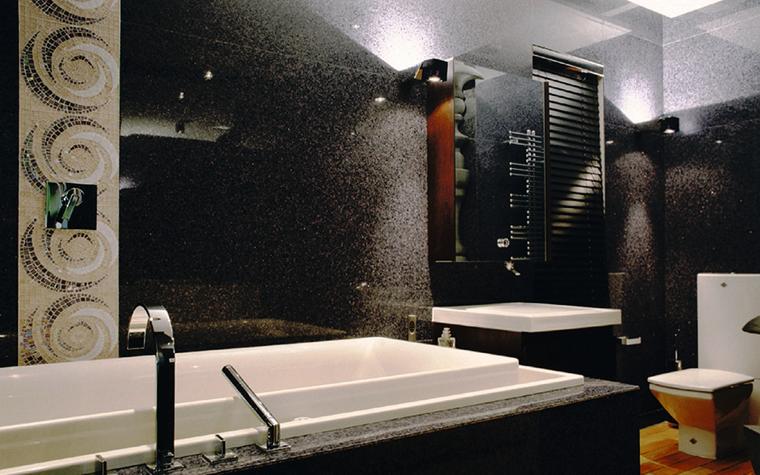 Квартира. ванная из проекта , фото №15406