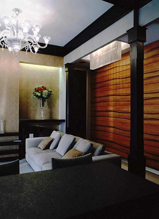 интерьер гостиной - фото № 15395