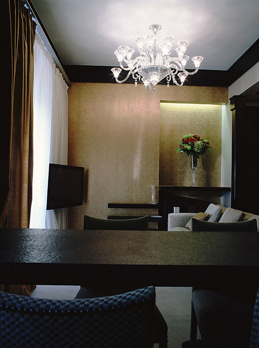 интерьер гостиной - фото № 15396