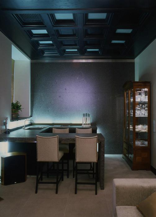 Квартира. кухня из проекта , фото №15404