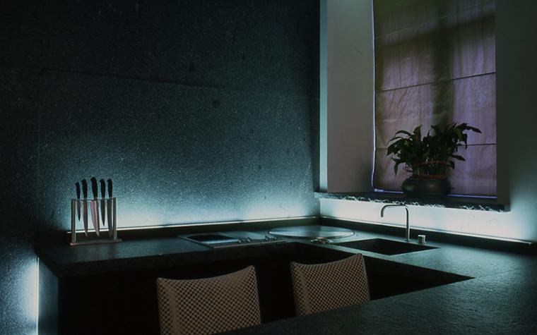 Квартира. кухня из проекта , фото №15402
