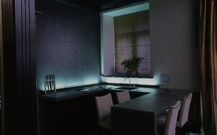 Квартира. кухня из проекта , фото №15403