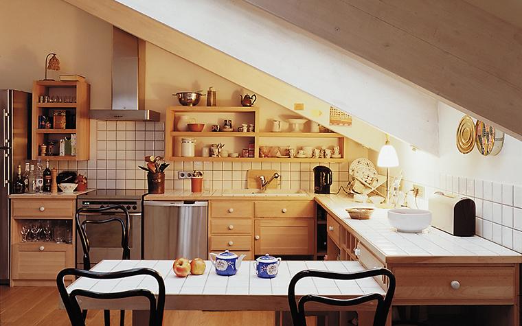 Квартира. кухня из проекта , фото №14920