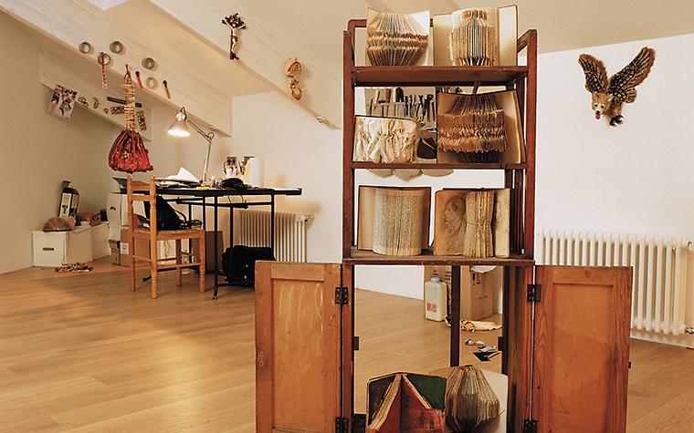 Квартира. кабинет из проекта , фото №14917