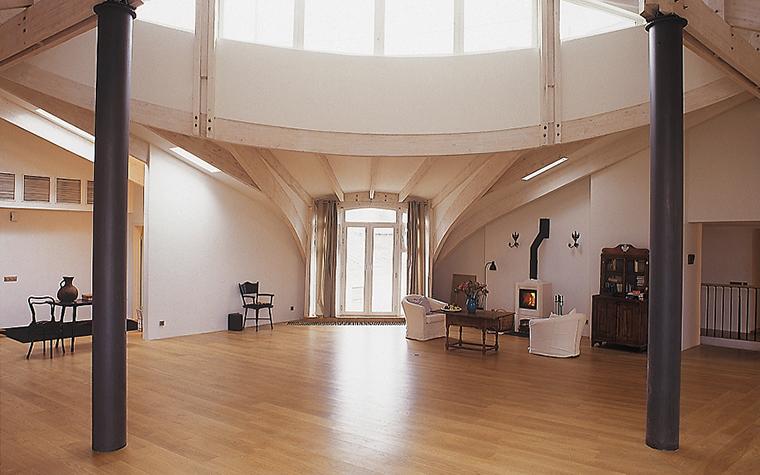 интерьер гостиной - фото № 14916
