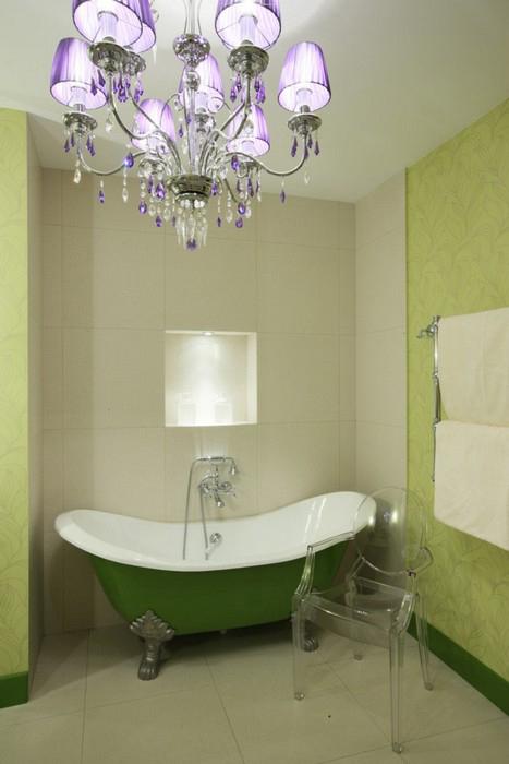 интерьер ванной - фото № 10675