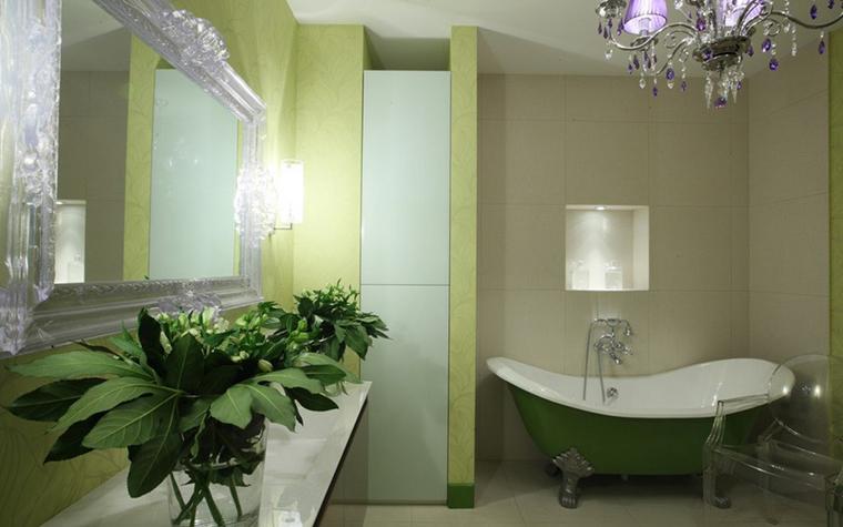 интерьер ванной - фото № 10676