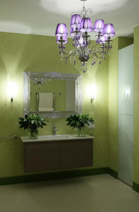 интерьер ванной - фото № 10677