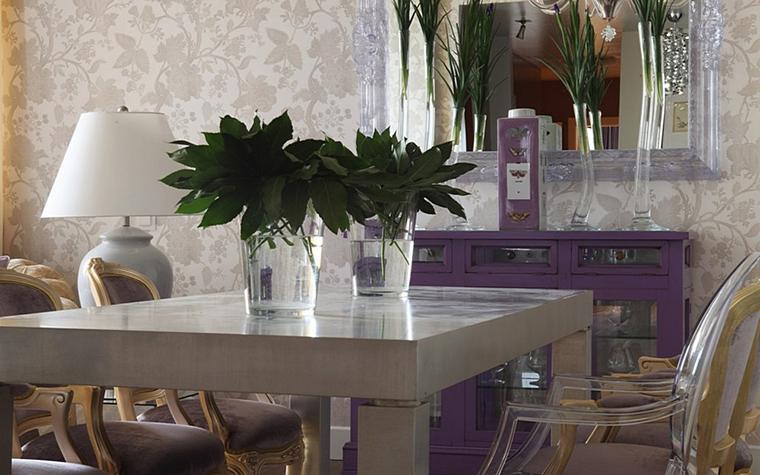 интерьер столовой - фото № 10582